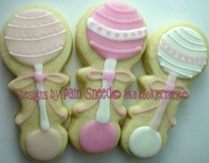 Baby Rattle Cookie Cutter 4.5 inch-baby rattle cookie cutter
