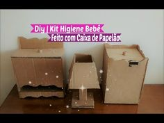 Diy Cardboard, Flower Wall Decor, Baby Room, Toy Chest, Storage Chest, Projects To Try, Furniture, Home Decor, Buffets