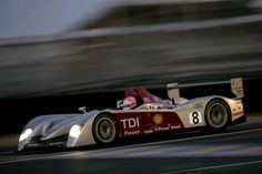 #8 Audi R10 TDI, victory at 2006 24h Le Mans