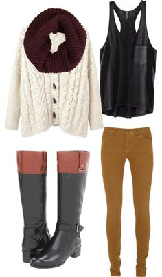 """""""fall"""" by sydcarfagno on Polyvore"""