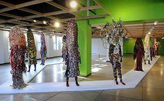 Nick Cave Fiber Arts