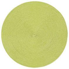 Now Designs Round Disko Placemats, Pistachio, Set of 4 Now Designs http://www.amazon.com/dp/B00B18PWRG/ref=cm_sw_r_pi_dp_ou1Jvb0GMT05S