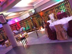 Décoration de mariage traditionnel Marocain par Prestigia Events Amiens