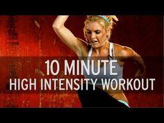HIIT: Schlank und fit in wenigen Minuten