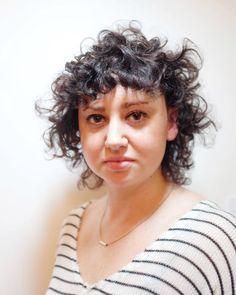 Elise // curly shag // Capricorn.