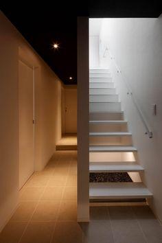 狭小住宅 光と風の通る豊かな空間 アーキッシュギャラリー