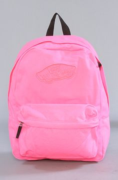 Realm Vans The In Backpack Pink Neon By zxRYd8Tq
