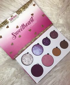 Choose any TWO of our best selling Sweetheart Palettes at a discount price! Simply make your selection from the drop down box below