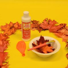 Learn how to make a leaf bowl using dollar store supplies and Mod Podge Stiffy. … Learn how to make a leaf bowl using dollar store supplies and Mod Podge Stiffy. This is so easy, even a kid can do it. Easy Fall Crafts, Fall Crafts For Kids, Fall Diy, Thanksgiving Crafts, Crafts To Make, Holiday Crafts, Diy Crafts, Kids Diy, Decor Crafts