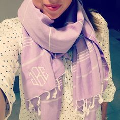 #monogram #scarfweather