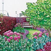 Immer Blühender Garten gestaltungstipps für ein immerblühendes beet sommer gärten und