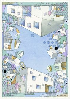 Arte e Arquitetura: Mikkel Frost de CEBRA (4) | ArchDaily Brasil
