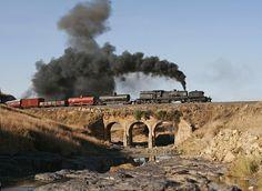 SA South African Railways GF Class Beyer-Garratt 2380, Deepdale