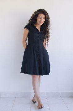A Custom Dress
