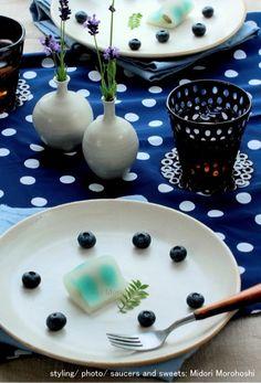 『『初夢Hatsu-yume』〜干菓子(琥珀羹Kohaku-kan)』