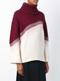 I'm Isola Marras Oversized Roll Neck Sweater - O' - Farfetch.com