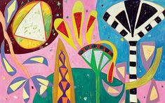 One of Britain's finest and most original abstract artists, Gillian Ayres has always stood out from the crowd. As she turns 80 Martin Gayford finds her still very much the individualist in life as in art. Picasso And Braque, Picasso Paintings, Pastel Paintings, Pastel Art, Art Paintings, Spanish Art, Action Painting, Henri Matisse, Vincent Van Gogh