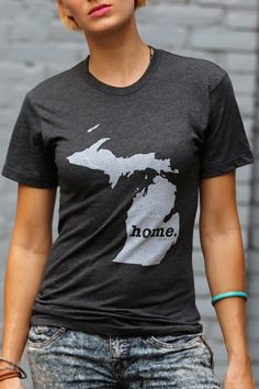 Hey, I found this really awesome Etsy listing at http://www.etsy.com/listing/117840431/the-michigan-home-t-shirt