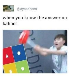 Kpop with Kahoot. Why.