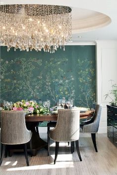 Get The Look: 20 Mid Century Modern Glamorous Dining Room Design