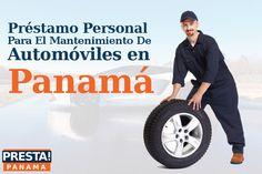 Préstamo Personal Para El Mantenimiento De Automóviles en Panamá