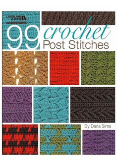 ISSUU - 99 crochet stitches 2010 by tsiisfamke