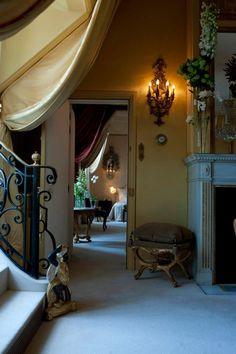 Suite Coco Chanel at the Ritz, Paris.