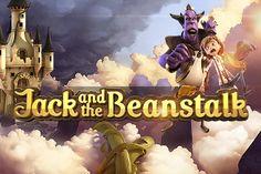 Jack and the Beanstalk – Langjährige Casino-Fans kennen das Gefühl, sich wie ein Winzling auf die Jagd nach dem gigantischen Jackpot zu begeben. So nah der Hauptgewinn auch scheint, so weit ist er entfernt, wenn die Glücksgöttin die Unterstützung versagt. #JackBeanstalk #HansBohnenranke #Net #Entertainment #Spiel