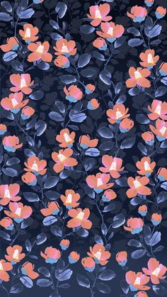 #floral #pattern
