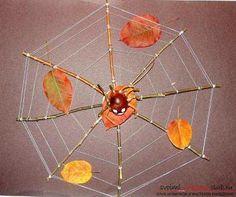 Осенние поделки своими руками для малышей для начинающих мастер-классы. Фото №6