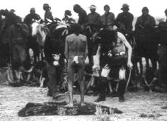 Native American Ordeals