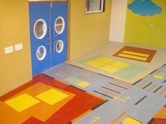 Edify school vellore (Picture 3 of 3). Vinyl customised design floors