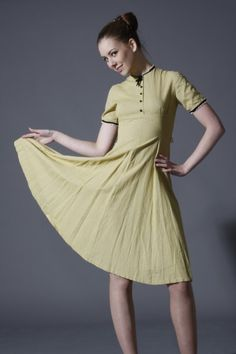 Jaren 40 jurk. | Sussies Vintage