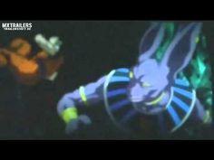 DRAGON BALL:LA BATALLA DE LOS DIOSES: GOKU VS BILLS