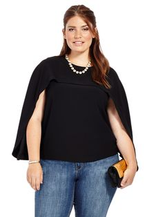 Amur Satin Crepe Capelette by @universalstand Available in sizes XS-XL