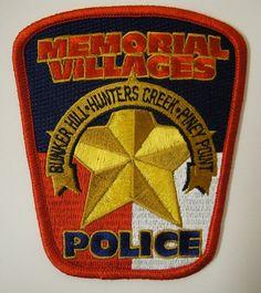 Memorial Villages PD TX
