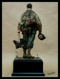 WW2 combat medic