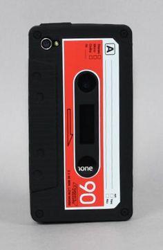 Yamamoto Industries Cassette Tape iPhone 4/4S Case Black