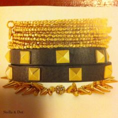 Stella and Dot layered look