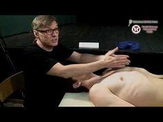 Techniki mobilizacji przejścia C/Th w siadzie i leżeniu #90 FizjoTerapia HD - YouTube