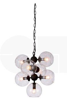 Φωτιστικό κρεμαστό και χειροποίητο φυσητό γυαλί!  #luminaire #ceilingluminaire #ceilinglamp #ceilinglight #handmadeluminaire #handmadelight #handmade #decor #decoration #bistro #livingroom #bar #modern #industrial #handmadeglass #φωτιστικό #χειροποίητο #γυαλί #φυσητόγυαλί #viokef Decor, Light, Lighting, Ceiling, Home Decor, Chandelier, Ceiling Lights