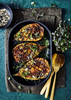 Miso Glazed Eggplant | Eggplant Recipes | Harris Farm Markets | Harris Farm Markets