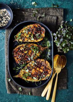 Miso Glazed Eggplant | Eggplant Recipes | Harris Farm Markets | Harris Farm Markets