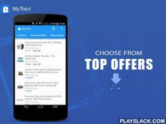 MyTokri – Best Deals & Coupons  Android App - playslack.com , MyTokri App: A whole new way to grab best deals, coupons, promocodes and offers from 500+ top online shopping sites in India. The app gives you freedom to get the today hot deals on products sitting at your home. Mytokri.com provides you a great experience on making a safe purchase from deal websites within a few minutes. However, make sure you use the today coupons and promo codes that would help you to get the great shopping…