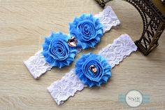 Wedding Gift, Garter Set, Bridal Garter Belt, Vintage Wedding, Wedding Clothing, Wedding Belt Garter, Royal Garter, Tossing Garter, Lace by BespokeGarters on Etsy
