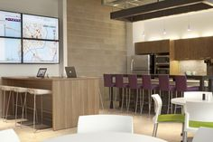 To celebrate its 15th anniversary, MapQuest asked IA Interior Architects to oversee the relocation and design its new, 17,000-sq.-ft. headquarters in Denver.