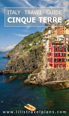 Cinque Terre, Italy - travel guide