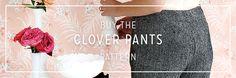 The Colette Patterns Pants Fitting Cheatsheet | Colette Blog