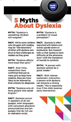5 myths about dyslexia - www.awakening-intuition.com