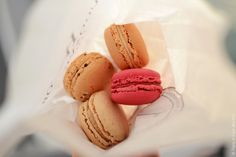 Yummy Macarons From Hugo & Victor by Paris in Four Months, via Flickr